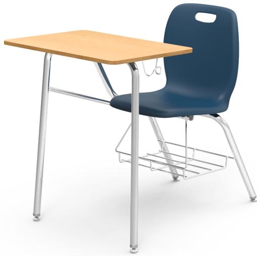 N2combo Desk Classroom Concepts