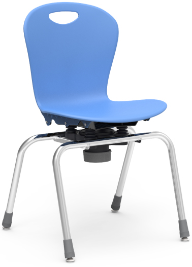 Zuma Series C2m 4 Leg Chair Classroom Concepts