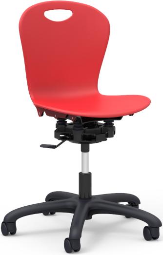 Zuma Series R2m Mobile Task Chair Classroom Concepts